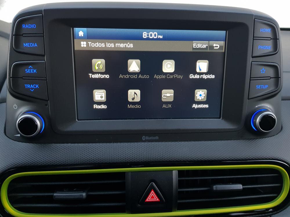 Hyundai Kona: un verdadero SUV, con un diseño audaz y vanguardista ...