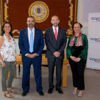 Convenio entre la ULPGC y la Fundación Sergio Alonso para el fomento de Trabajos de Fin de Título sobre metodologías de evaluación de proyectos sociales
