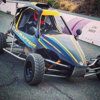 Cambio de disciplina para el piloto y telemetrista del prokart quñitas racing team Jonathan Pérez