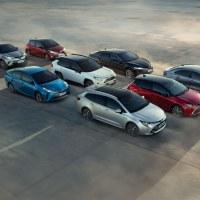 Toyota lidera la movilidad sostenible en España