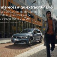 Llegan los momentos extraordinarios de Volkswagen Canarias con descuentos de hasta 7.000€