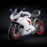 """""""La Esencia Roja. En blanco"""": nueva decoración para la Ducati Panigale V2"""