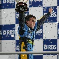 Fernando Alonso se incorpora a la Escudería Renault DP World F1 Team