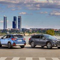 Más ECO que nunca: La gama híbrida y la gama GLP suponen ya el 85% de las ventas de Subaru en España
