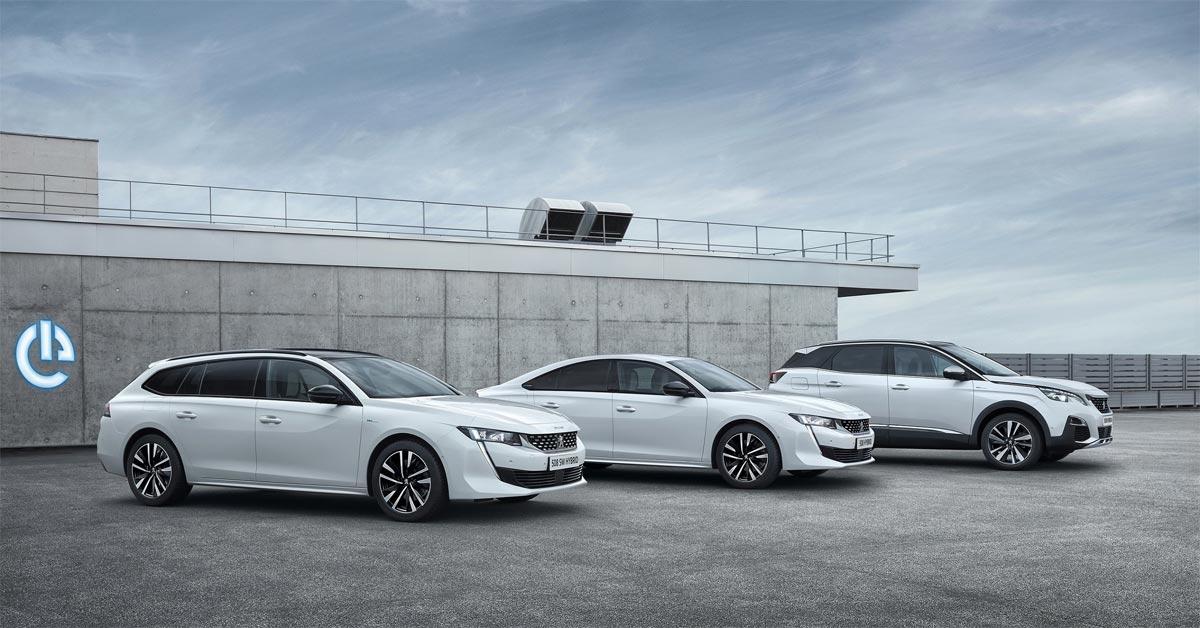 La Gama Peugeot, térmica o eléctrificada, todavía más accesible gracias a los planes Moves II y Renove