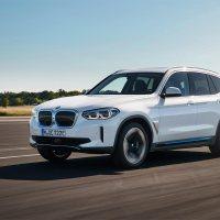 El primer BMW iX3