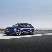 Innovadores, dinámicos y eléctricos: los nuevos Audi e-tron S y Audi e-tron S Sportback