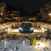 Lamborghini Lounge vuelve a Porto Cervo
