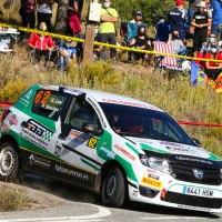 Fantástico estreno de Driveland Events como promotor del Clio Trophy Spain y la Sandero Cup en el Rallye Ciutat de Xixona