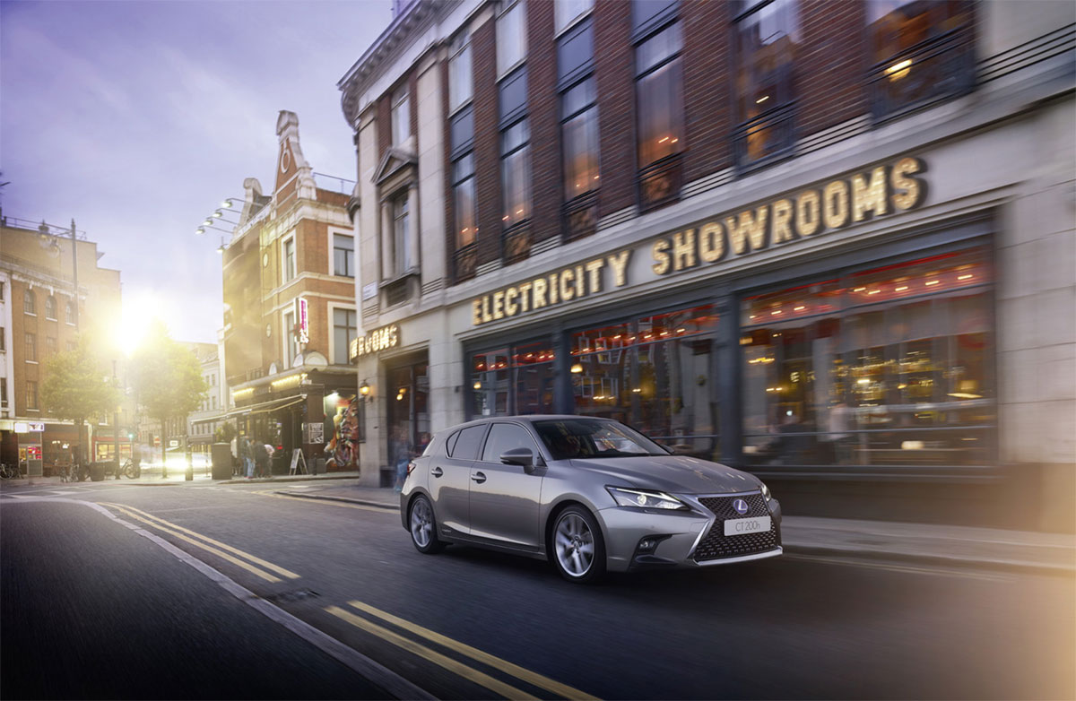 Lexus ha sido nombrada la marca de automoción más fiable en la escuenta de fiabilidad 'Which?'