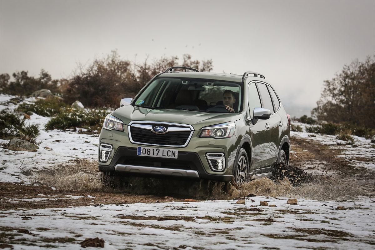 Historia y evolución de la legendaria tracción integral, simétrica y permanente de Subaru