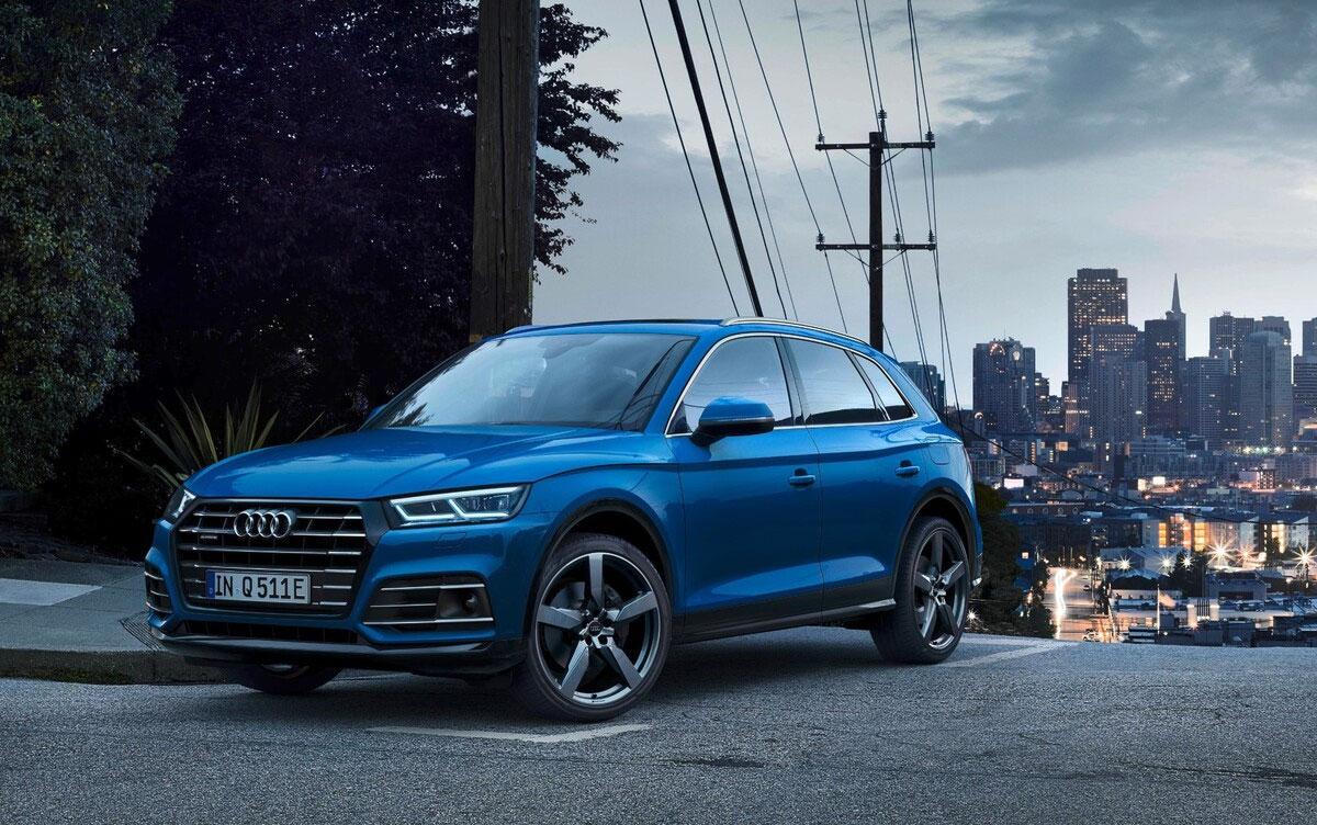 La deportividad más eficiente. Nuevo Audi Q5 híbrido enchufable ya en Canarias.