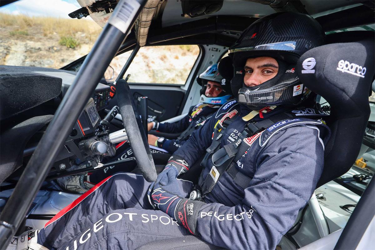 Podio absoluto para Sergio Fuentes y Alain Peña en el Rallye Ciutat de Xixona