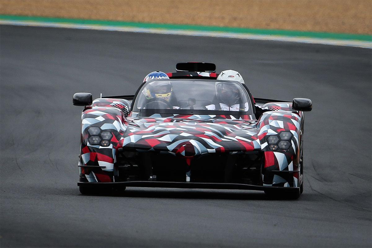 El nuevo Toyota GR Super Sport se presenta en Le Mans