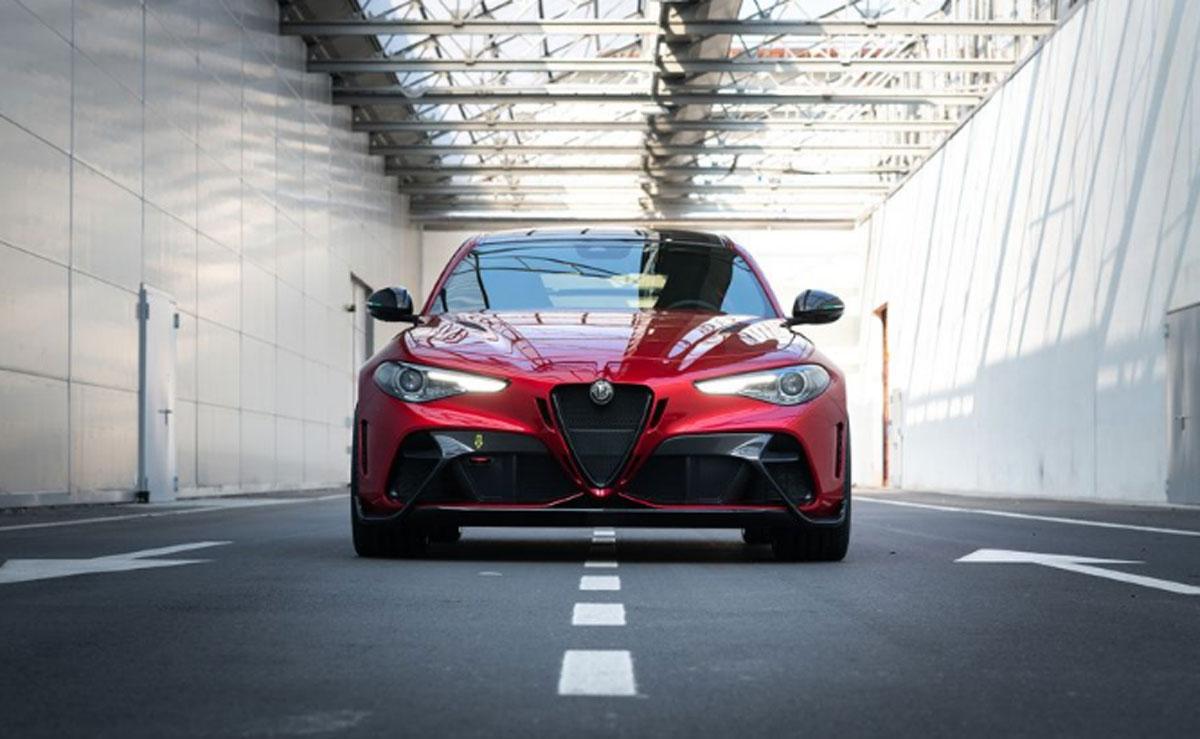 El Alfa Romeo Giulia GTA se podrá ver en Barcelona el día 23 de septiembre