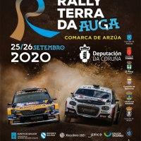 El Campeonato de España de Rallyes de Tierra regresa con Rally Terra da Auga