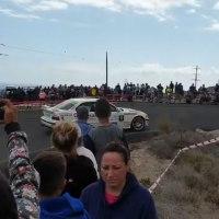 Así funciona el registro de COVID-19 y de espectadores en el Rallysprint de Atogo.