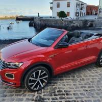 Canarias es sin duda el escenario perfecto para el T-Roc Cabrio