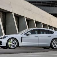 Diez años de vehículos híbridos en la fábrica de Porsche en Leipzig