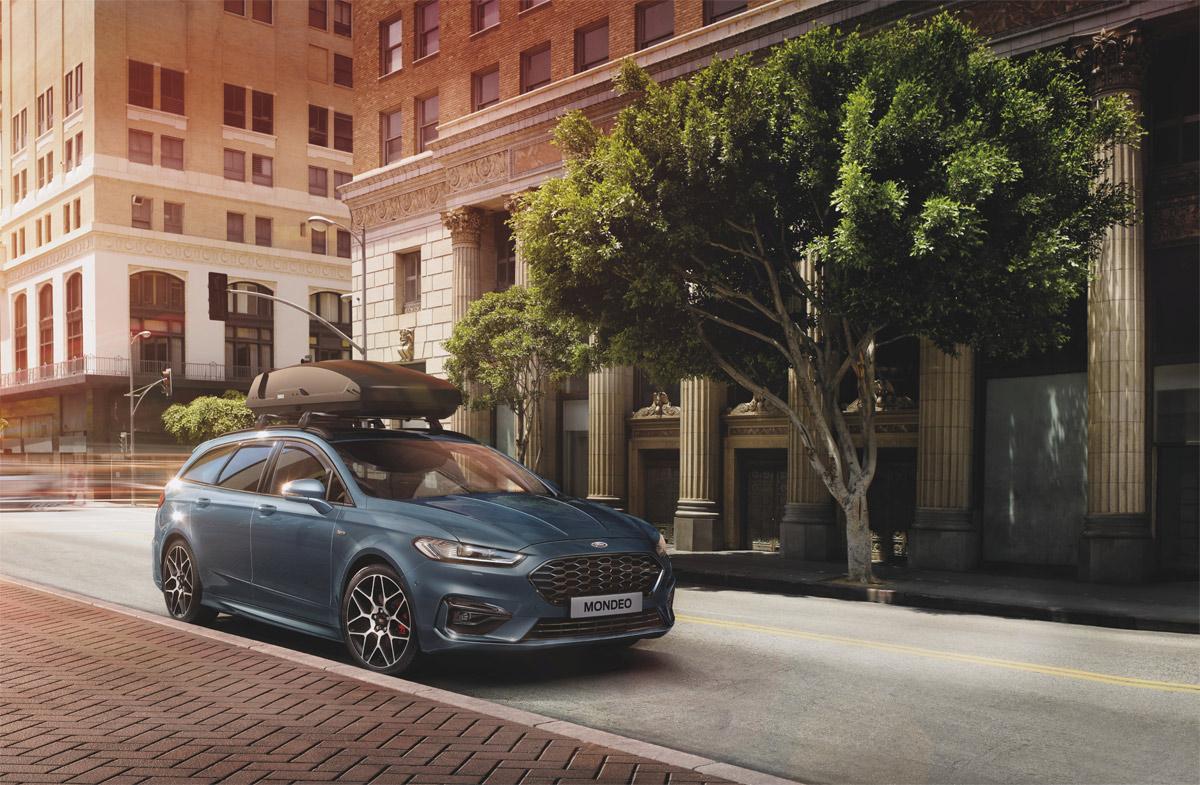 Ford transforma el 100 por cien de la producción del motor gasolina del Mondeo en híbridos completos
