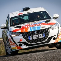 El Rallye Princesa de Asturias es la próxima cita para Sergio Fuentes y Alain Peña