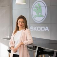 """Nayra Pérez (Brand Manager de ŠKODA): """"El sector del automóvil ha sido sin duda uno de los más afectados por la crisis que estamos viviendo"""""""