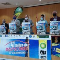 El 47º Rallye de Maspalomas vuelve a marcar la historia con el número 1 para Emma Falcón-Cándido Carrera