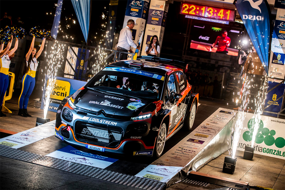 El Rally Islas Canarias traslada su sede al Estadio de Gran Canaria