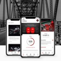 Ya está aquí la App MyDucati App: todo el mundo Ducati siempre a mano
