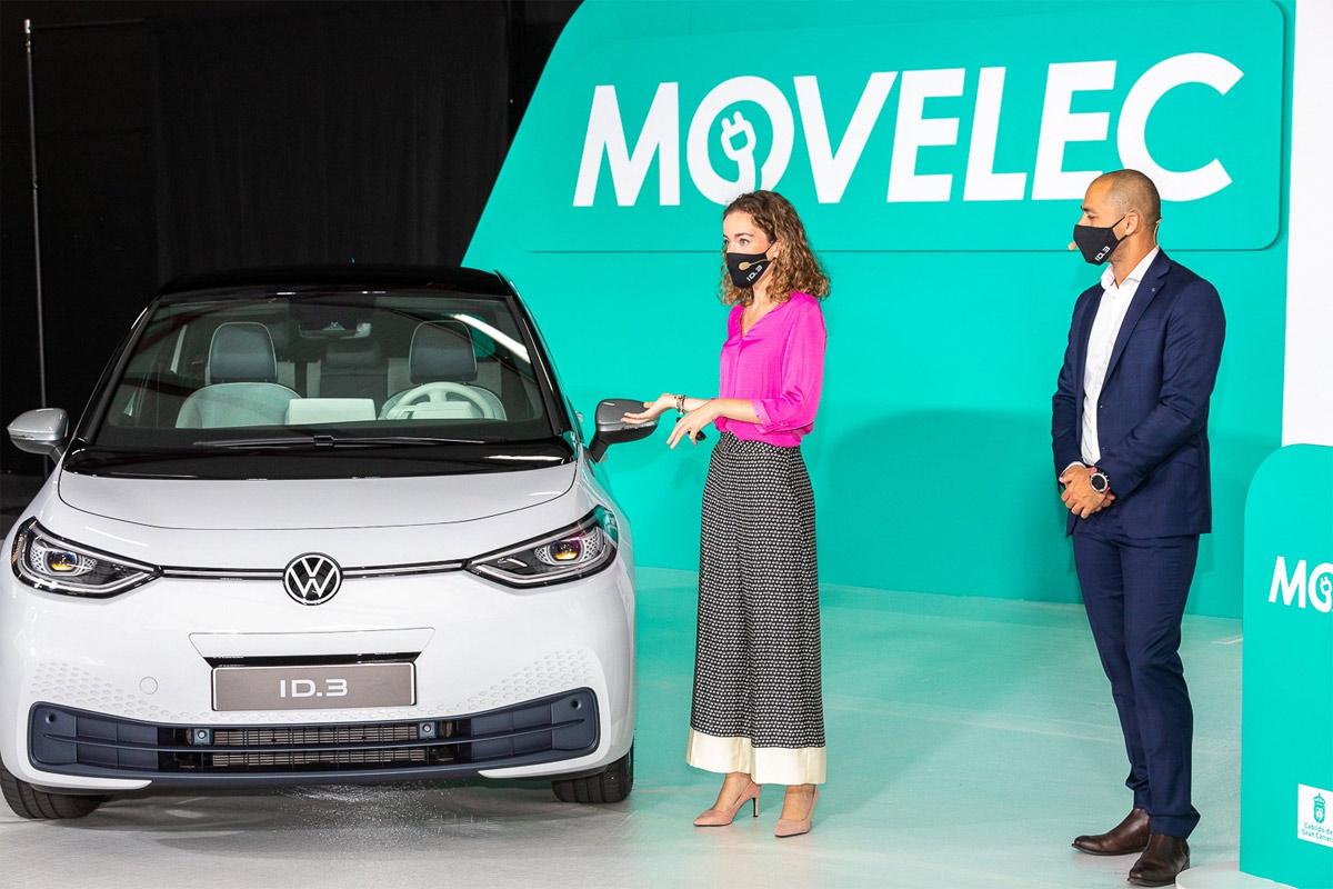 Más de 900 personas se asoman al futuro en el primer salón virtual del vehículo eléctrico de Canarias