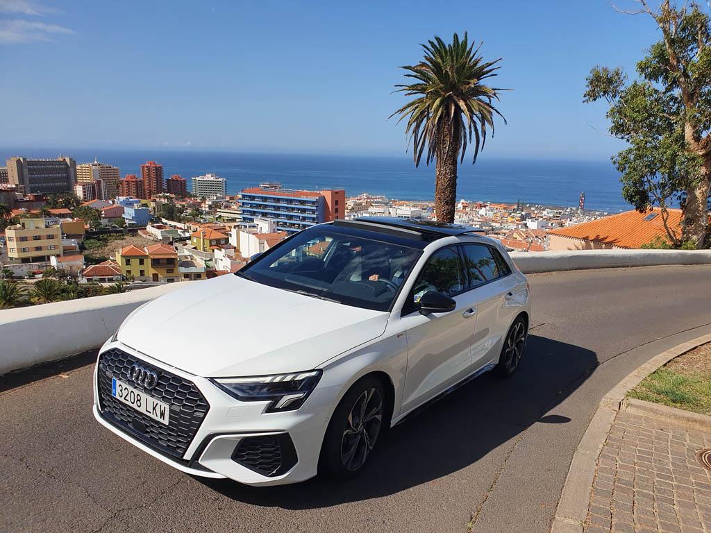 Audi A3 Sportback: Placer de conducción ilimitado