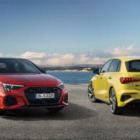 Audi S3 Sportback y Audi S3 Sedan: más potentes, más dinámicos, mayor placer de conducción.