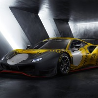 Ferrari 488 GT Modificata: Más potencia para la leyenda de los circuitos