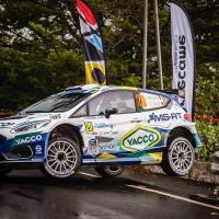 Fourmaux-Jamoul asaltan el liderato después de un duro arranque de la segunda etapa