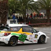 En marcha el primer Rally Sprint Tejina-Tegueste