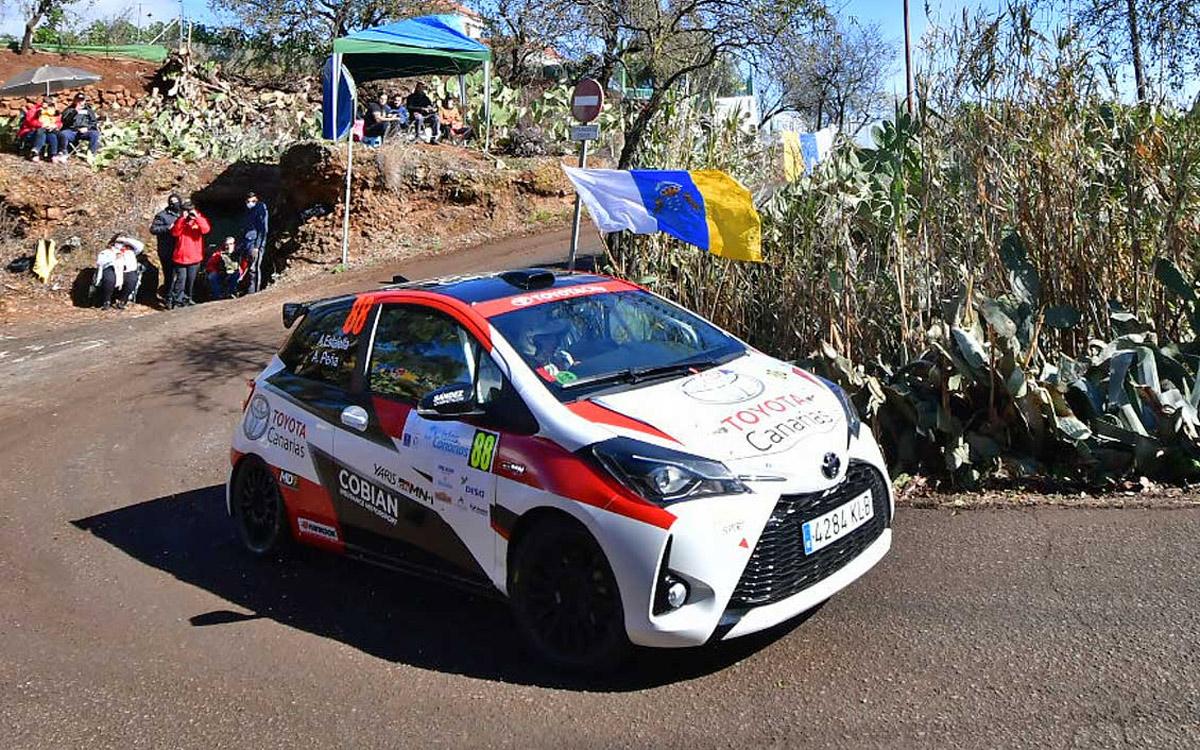 Padaman Sport un Rally Islas Canarias con sabor agridulce