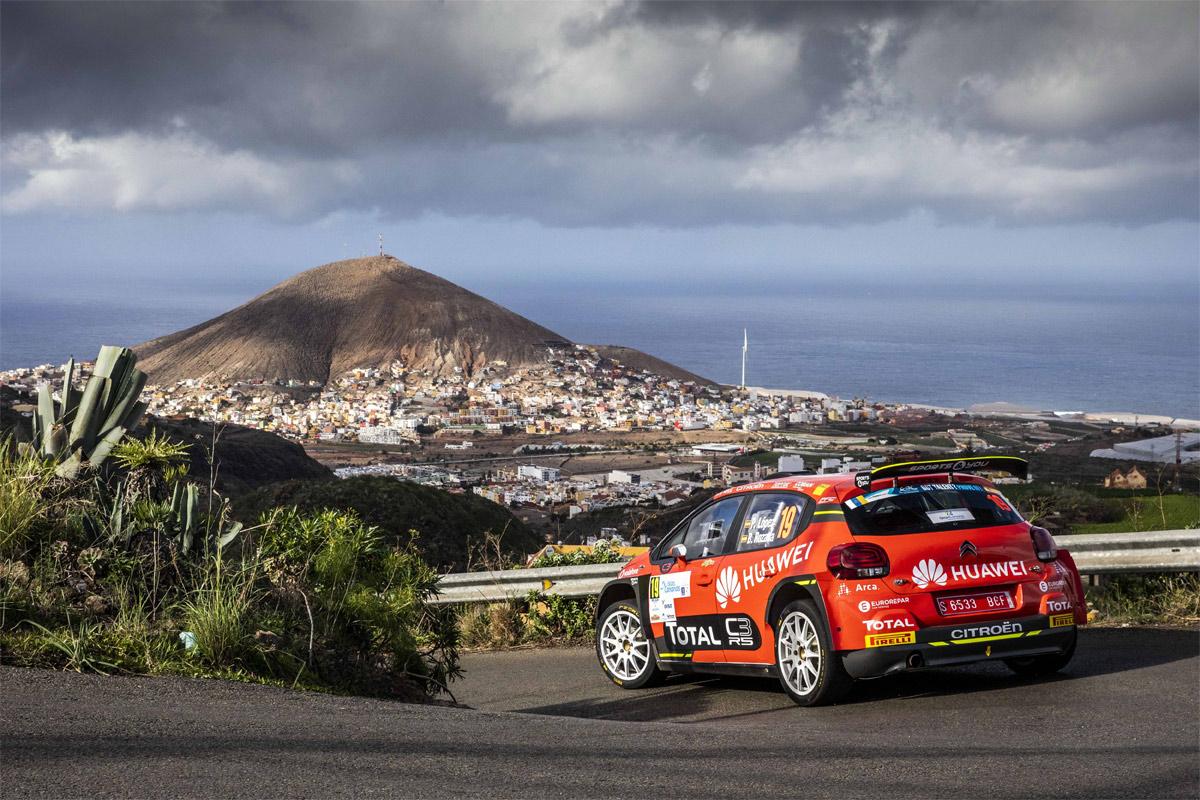 Pepe López-Borja Rozada Campeones de España con Citroën por segundo año consecutivo