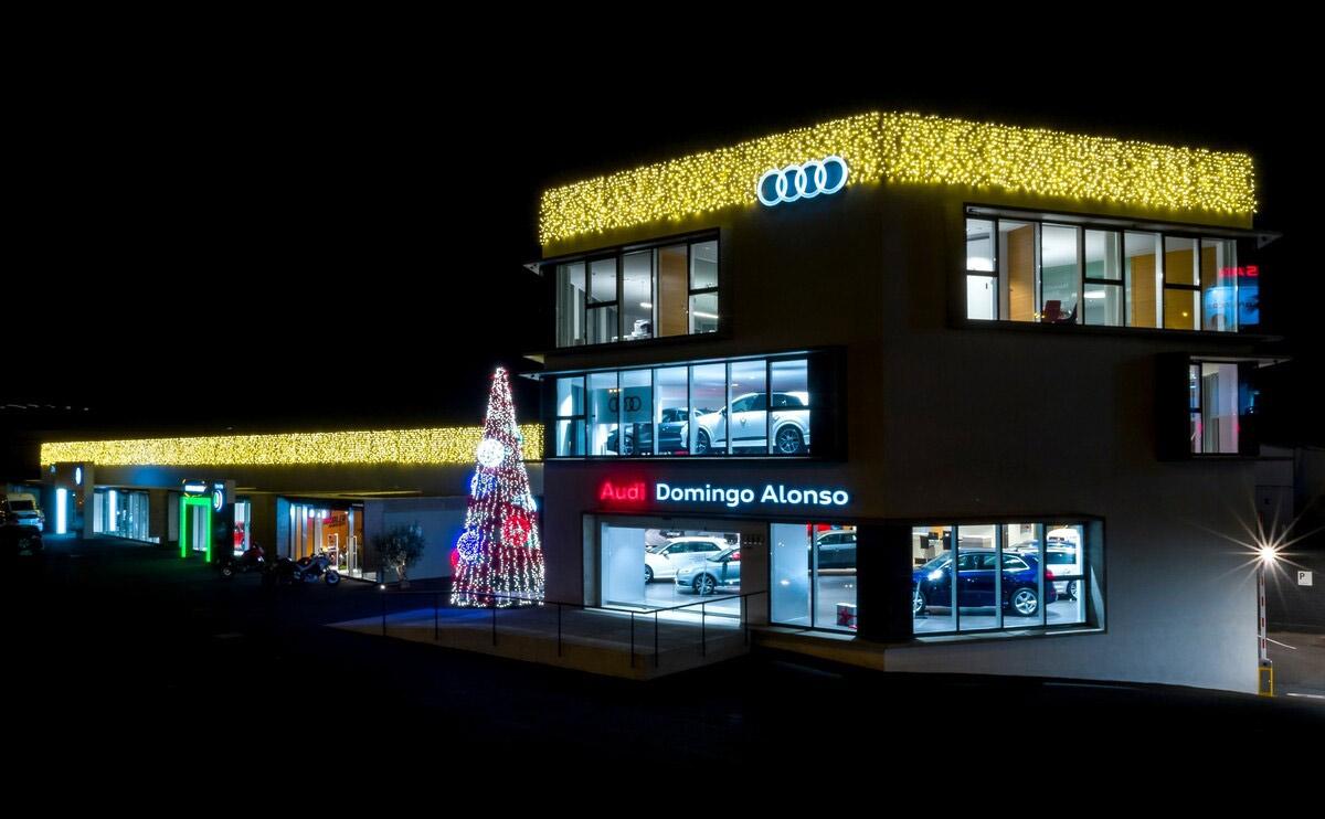 Domingo Alonso Group abierto por Navidad