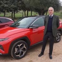 """Juanjo Martínez: """"El Tucson es el mejor producto que nunca ha tenido Hyundai"""""""