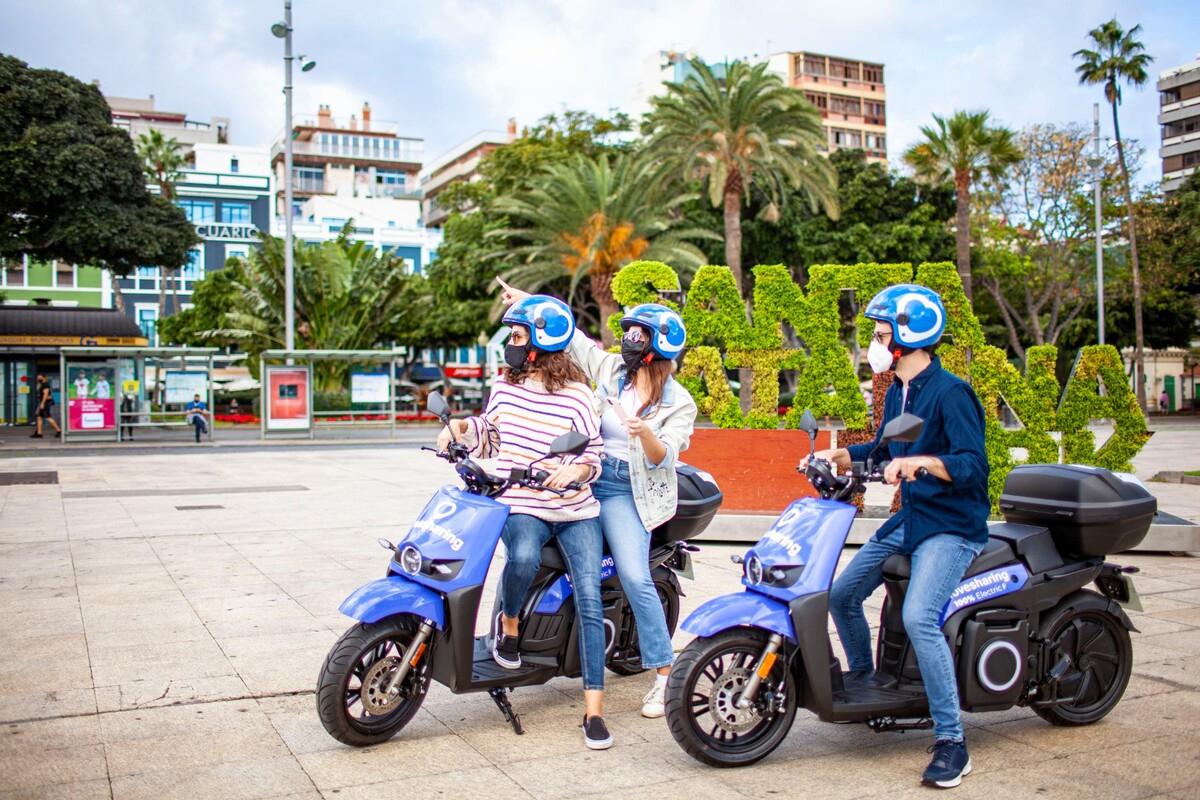 Lovesharing: más de 100.000 viajes sostenibles en 2020