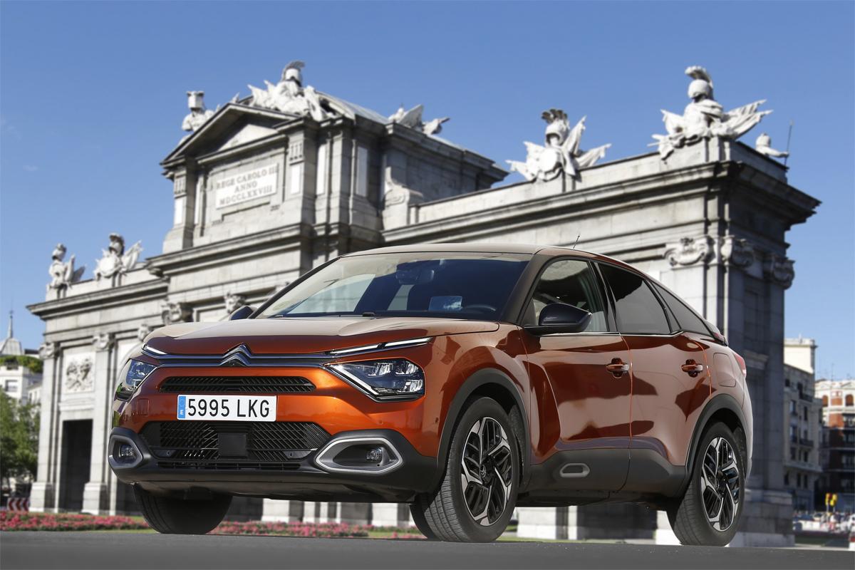 Fabricados en Madrid: Los Citroën más castizos