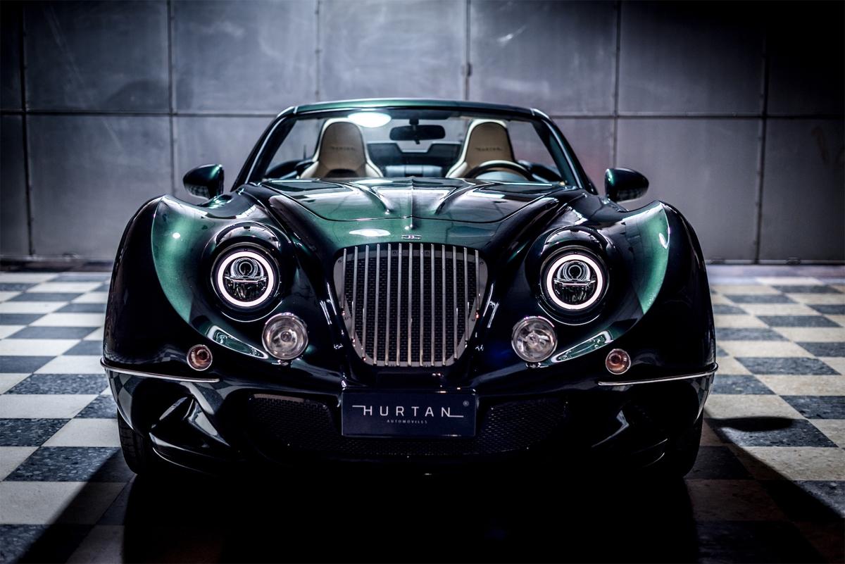 Se desvela el secreto mejor guardado de Hurtan Automóviles: Así es el nuevo Grand Albaycín 'Powered by Mazda'