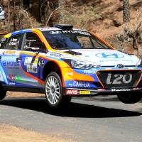 Valsequillo se integra a tope en el rutómetro del Rallye Isla de Gran Canaria