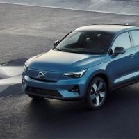 Volvo Cars presenta su nuevo Volvo C40 Recharge eléctrico puro.