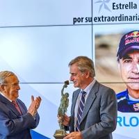 Carlos Sainz, un campeón con estrellas