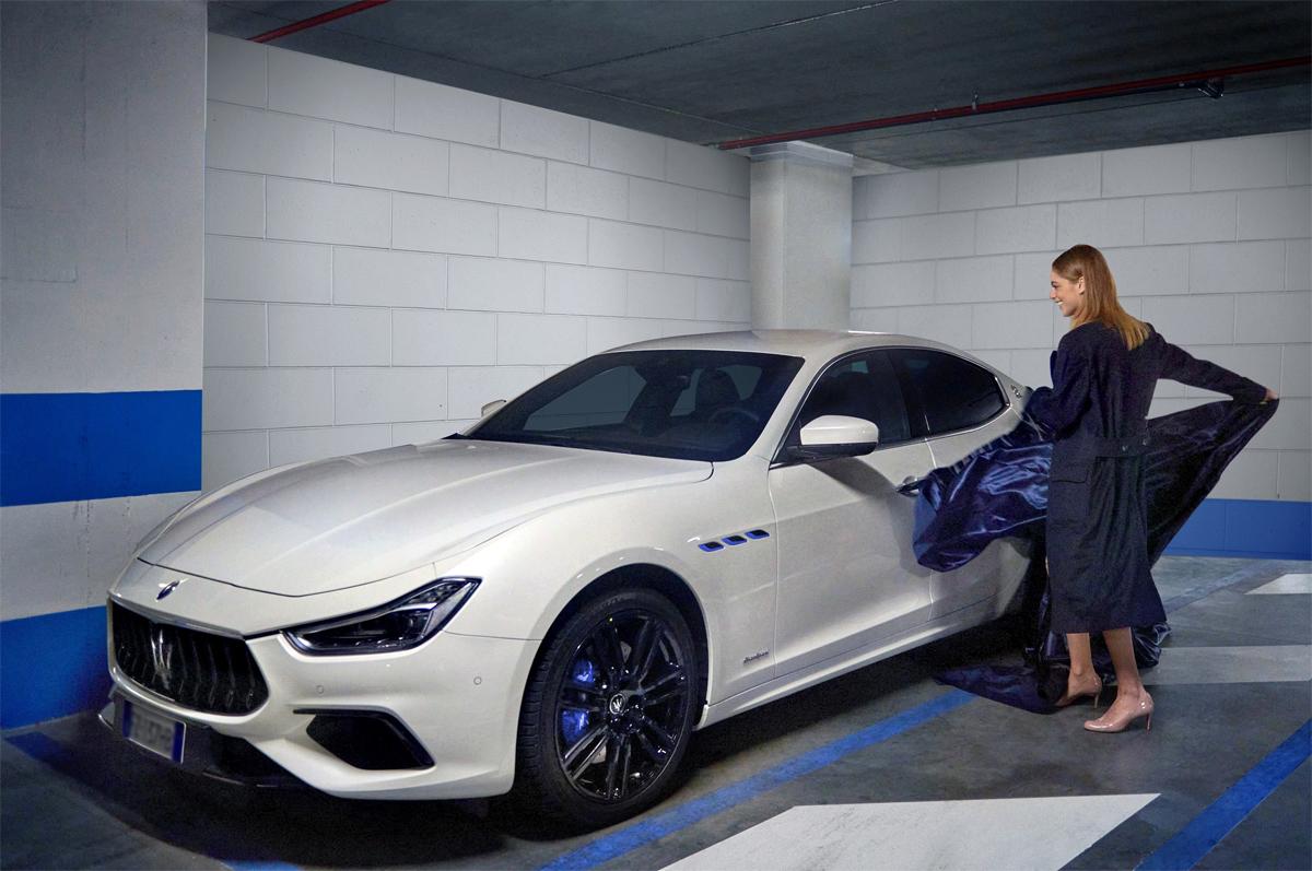 Maserati y Miriam Leone: Journeys of Audacity – Una Historia que habla de evolución