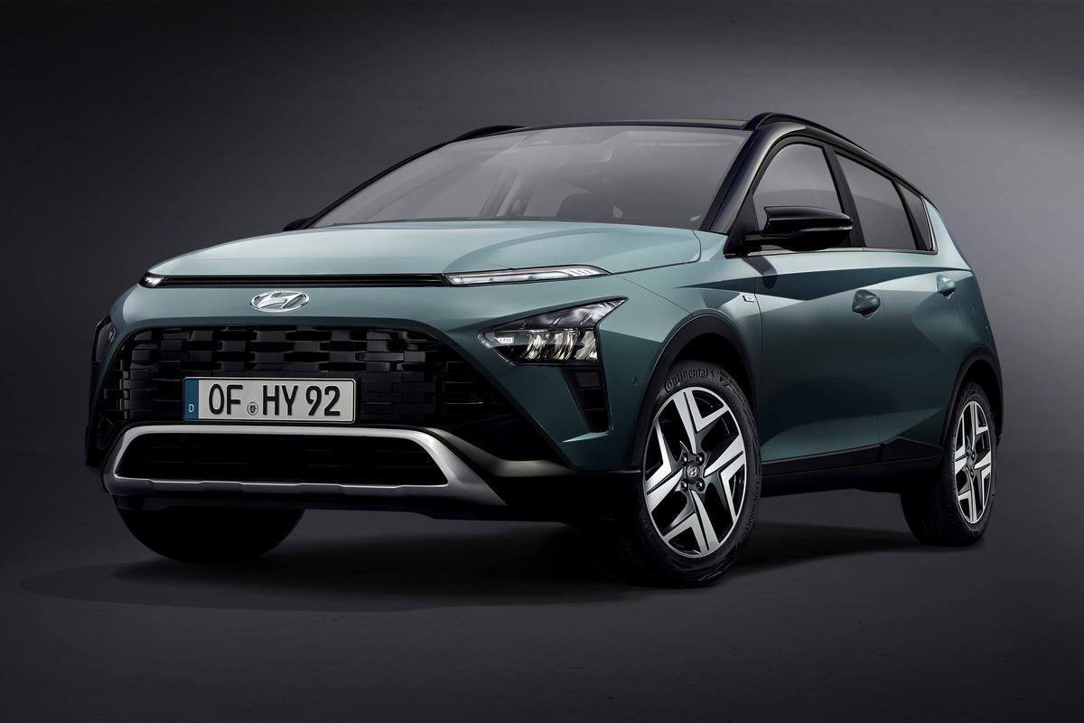 Nuevo Hyundai BAYON, un crossover elegante, conectado y con estilo