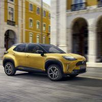 Nuevo Toyota Yaris Cross Electric Hybrid, ya en preventa en España