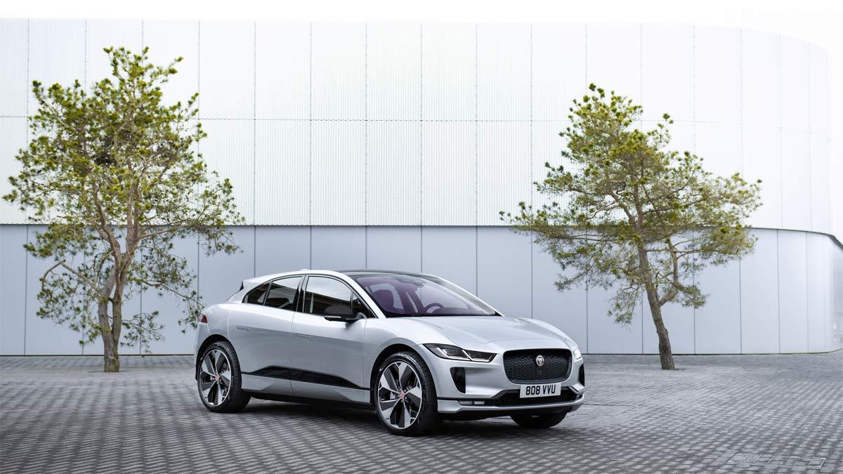 Presentamos el Nuevo Jaguar I-Pace Black