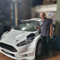 Félix Brito pilotará lo que resta de temporada un Ford Fiesta R5